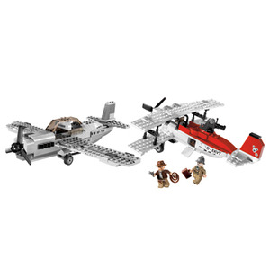 Photo of Lego Indiana Jones  - Fighter Plane Attack 7198 Toy