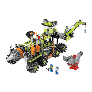 Photo of Lego Power Miners  - Titanium Command Rig 8964 Toy
