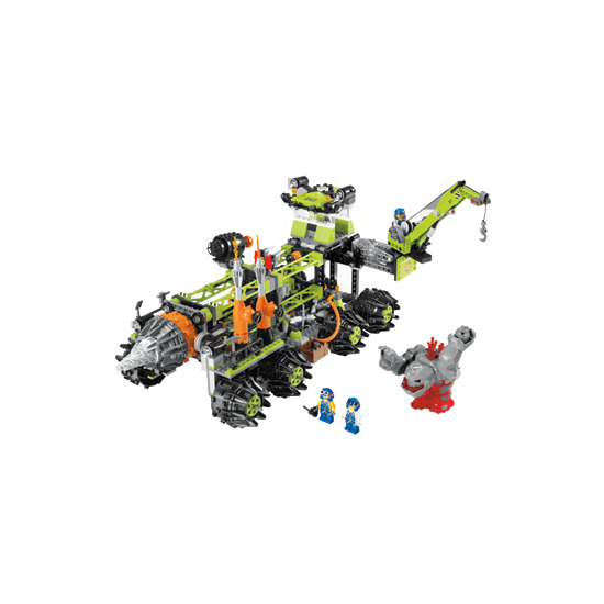 Lego Power Miners  - Titanium Command Rig 8964