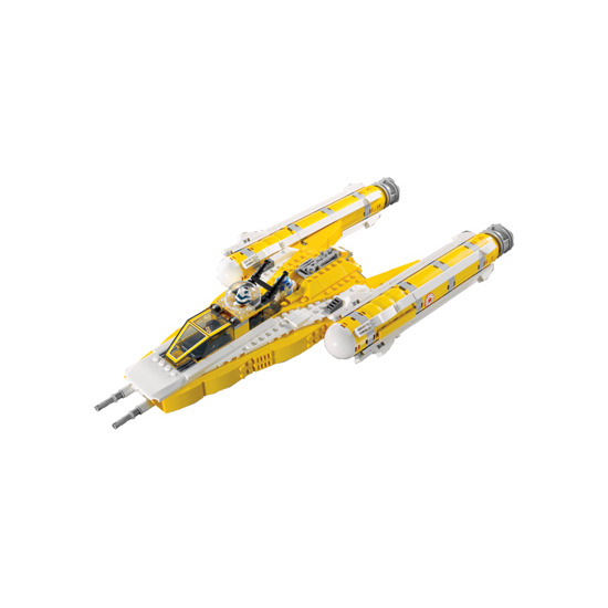 Lego Star Wars  - Anakin's Y-Wing Starfighter 8037