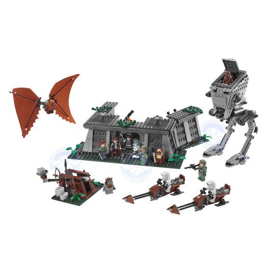 Lego Star Wars  - Battle of Endor 8038