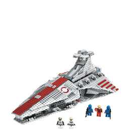 Lego Star Wars  - Republic Attack Cruiser 8039 Reviews