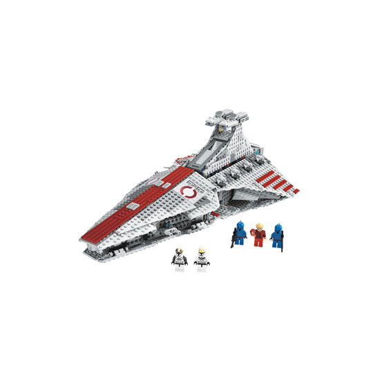 Lego Star Wars  - Republic Attack Cruiser 8039
