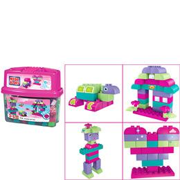 Mega Bloks Minibloks Tub - Pink Reviews