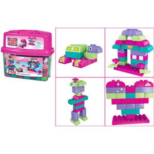 Photo of Mega Bloks Minibloks Tub - Pink Toy
