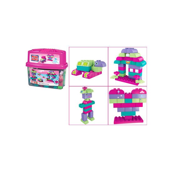 Mega Bloks Minibloks Tub - Pink