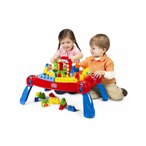 Photo of Mega Bloks 3 In 1 Play 'N' Go Table Toy