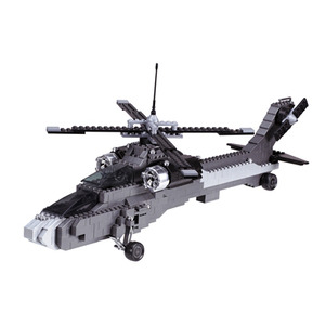 Photo of Mega Bloks - Pro Builder Carbon Deluxe Sets - Assault Chopper Toy
