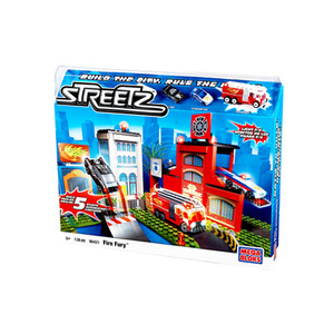 Photo of Streetz Advanced Sets - Fire Fury Toy