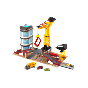 Photo of Streetz Advanced Sets - Skycrane Tower Toy