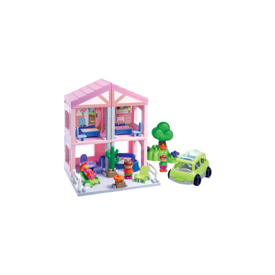 abrick House Play Set