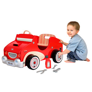 Photo of Dream Town Dream Racer and Tools Toy