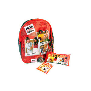 Photo of High School Musical Backpack Stationery Set Toy