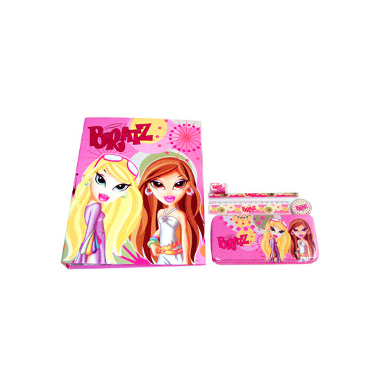 Bratz Ringbinder Stationery Set