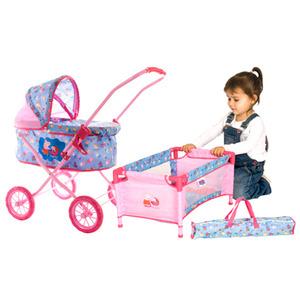 Photo of Peppa Pig Pram Bundle Toy