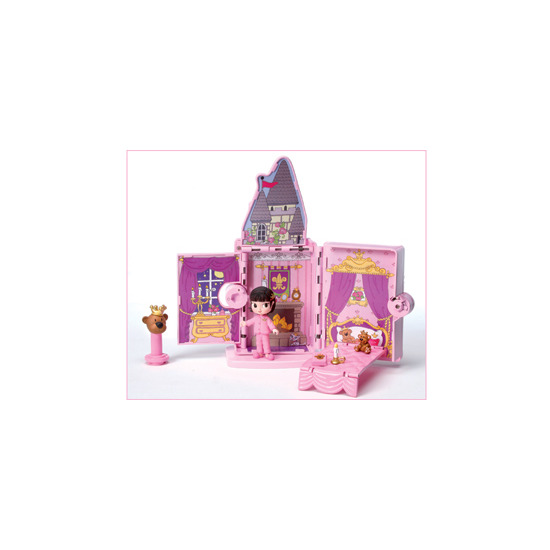 KeyTweens Small Princess Playsets - Sweet Dreams