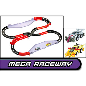 Photo of Battle Deck Mega Raceway Toy