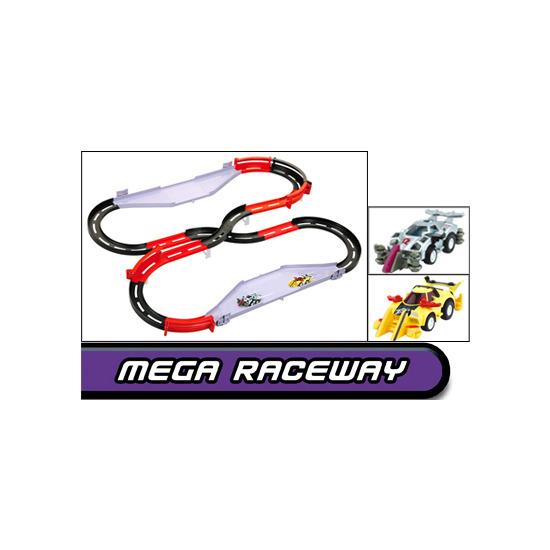 Battle Deck Mega Raceway