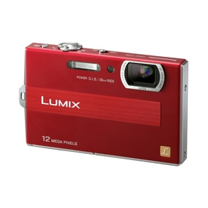 Photo of Panasonic Lumix DMC-FP8 Digital Camera