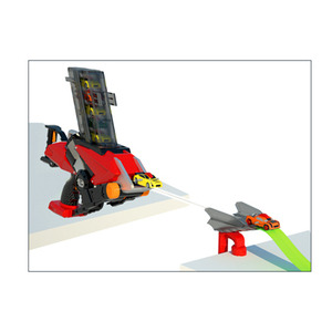 Photo of GX Racers Mega Launcher Track Set Toy