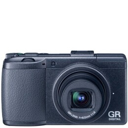 Ricoh GR Digital III Reviews