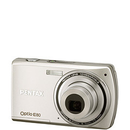 Pentax Optio E80 Reviews