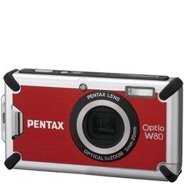 Pentax Optio W80 Reviews