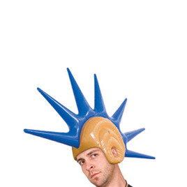 Inflatable Mohican Wig Reviews