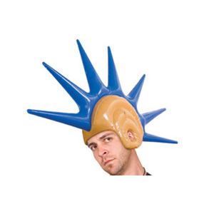 Photo of Inflatable Mohican Wig Gadget