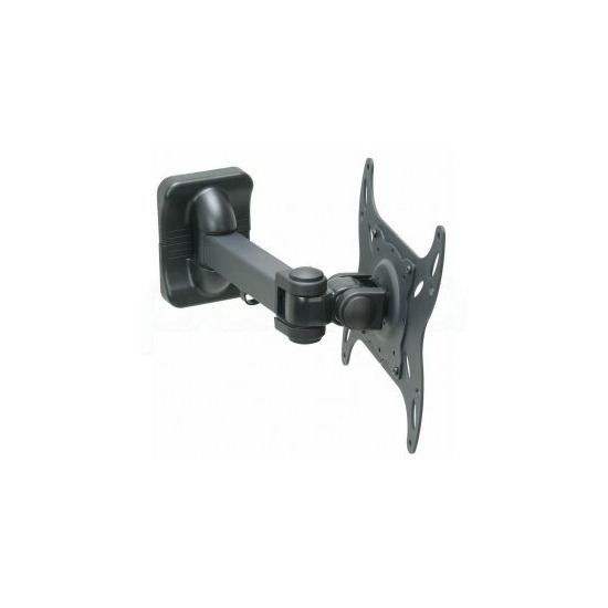 Premier Mounts LPSA-1530 - Black VESA swing arm Wall Bracket up to 32