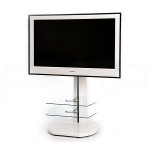 Photo of Off The Wall Origin S4 White TV Stands and Mount
