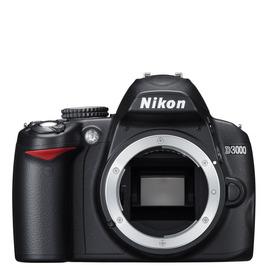 Nikon D3000 (Body Only) Reviews