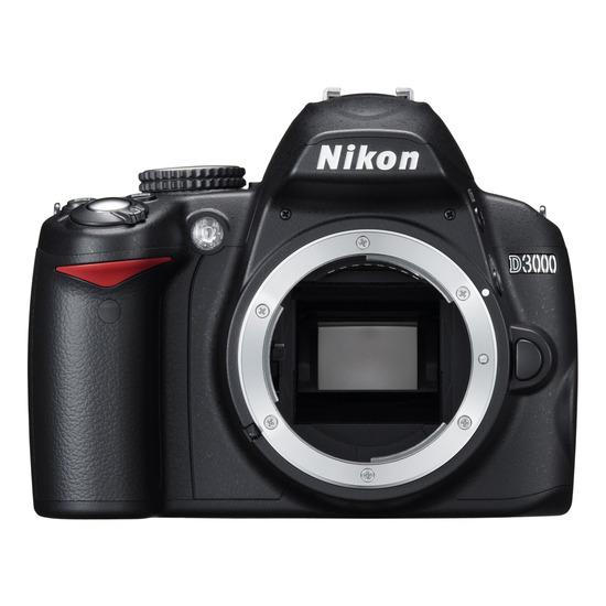 Nikon D3000 (Body Only)