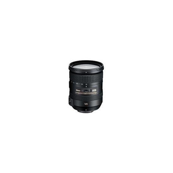 Nikon AF-S DX 18-200mm F3.5-5.6G ED VR II lens