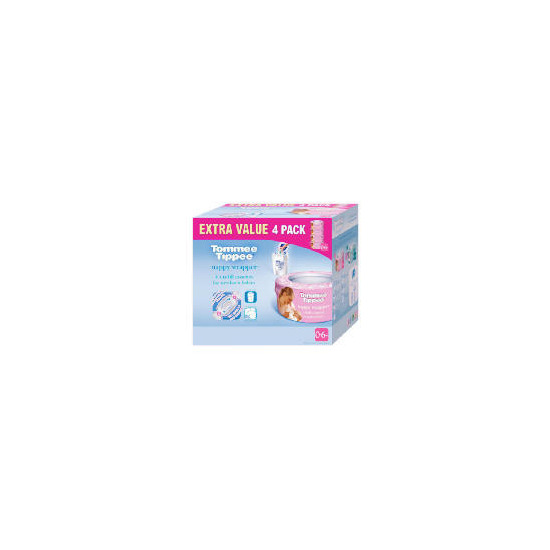 Tommee Tippee Nappy Wrapper refill pack