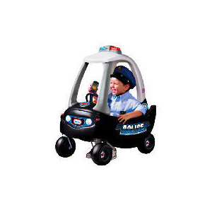 Photo of Little Tikes Police Truck Toy