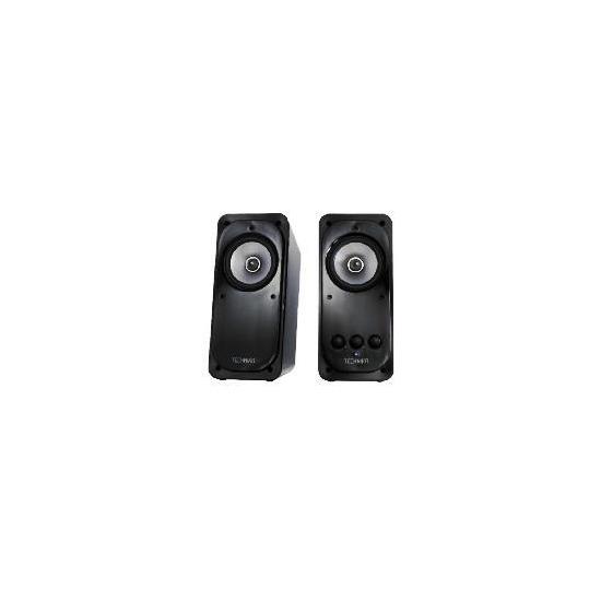 Technika 2.0 Stereo Speakers