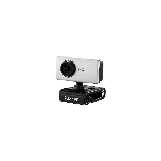 Technika Advanced Auto Focus Webcam