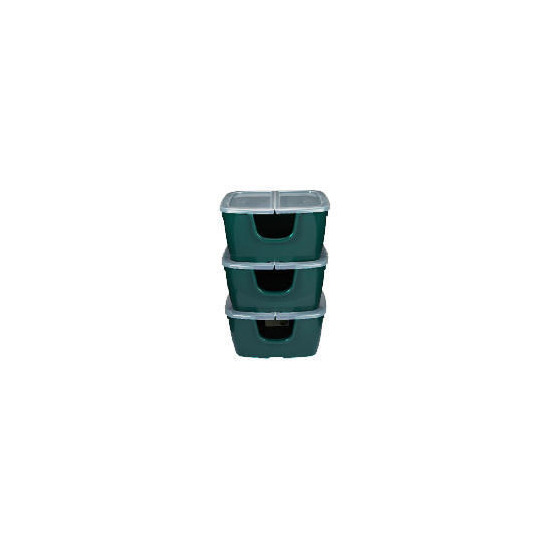 Strata Recycling Crates 3pack