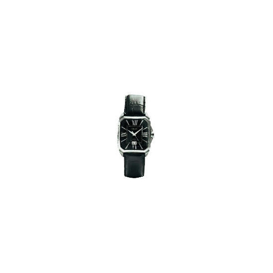 Pulsar Mens Silver Roman Numeral Watch