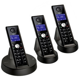 iDECT C3i Triple Phone Reviews
