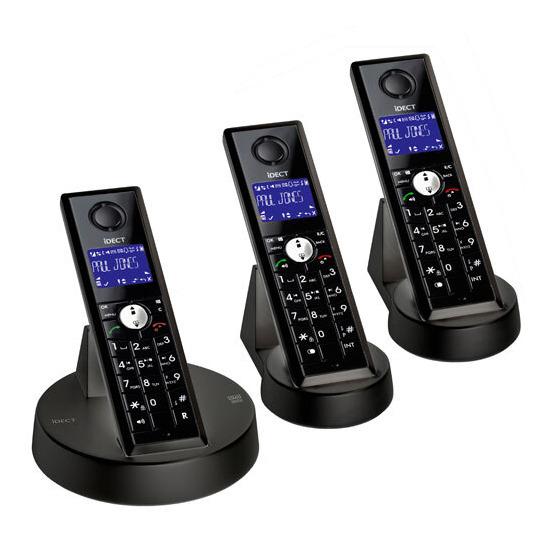 iDECT C3i Triple Phone