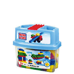Mega Bloks 80pc Exclusive Tub Reviews