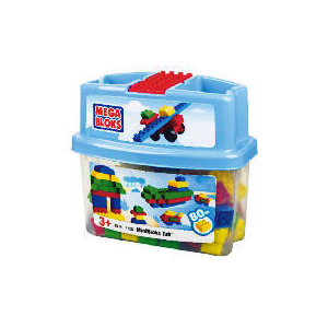 Photo of Mega Bloks 80PC Exclusive Tub Toy