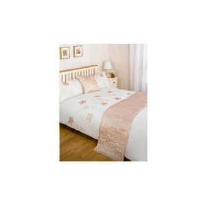 Photo of Bedcrest Bed In A Bag Maraba Natural Double Bed Linen