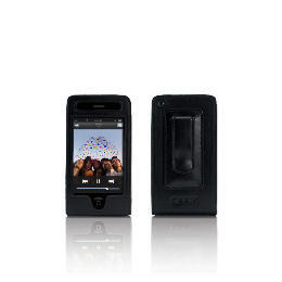 Gear4 PG387 Leather Jacket Pro iPhone Case