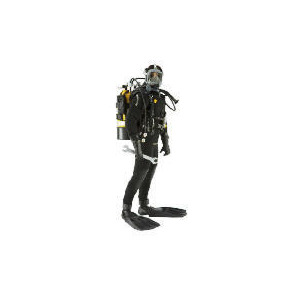 Photo of HM Armed Forces Royal Navy Diver Toy
