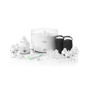 Photo of Tommee Tippee Closer To Nature Electronic Steam Steriliser Baby Product
