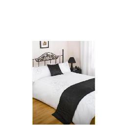 Bedcrest Bed in a Bag Bold Floral Black King Reviews