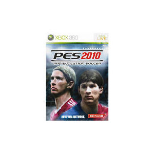 Photo of PES 2010: Pro Evolution Soccer (XBOX 360) Video Game